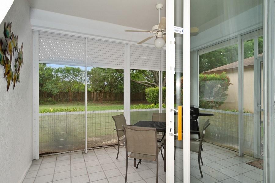 Real Estate Photography - 20841 Country Barn Dr, Estero, FL, 33928 - Lanai