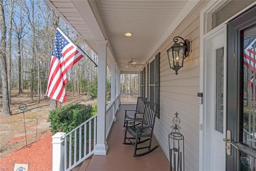 Real Estate Photography - 15785 Breezy Hill Ln, Smithfield, VA, 23430 - Location 2