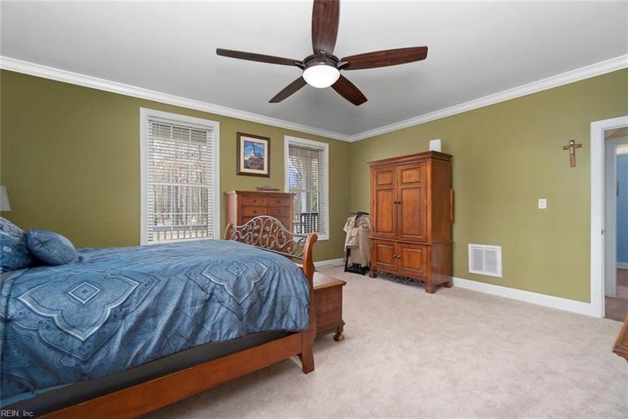 Real Estate Photography - 15785 Breezy Hill Ln, Smithfield, VA, 23430 - Location 20