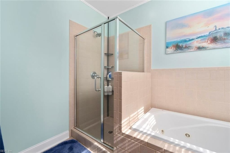 Real Estate Photography - 15785 Breezy Hill Ln, Smithfield, VA, 23430 - Location 23