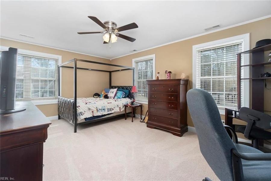 Real Estate Photography - 15785 Breezy Hill Ln, Smithfield, VA, 23430 - Location 26