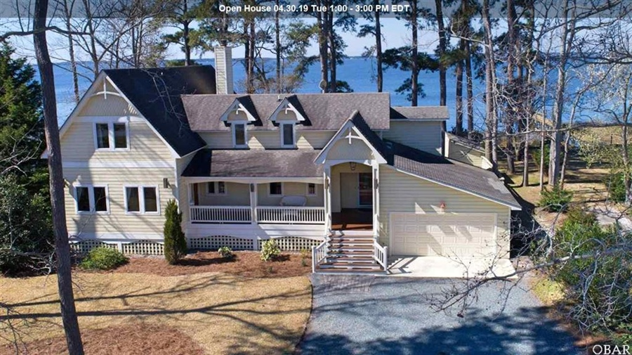Real Estate Photography - 4048 Martins Point Rd, Lot 60, Kitty Hawk, NC, 27949 - Location 1