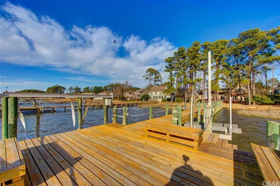 Real Estate Photography - 4048 Martins Point Rd, Lot 60, Kitty Hawk, NC, 27949 -