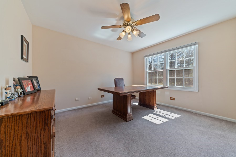 Real Estate Photography - 9 Ashbury Ln, Barrington Hills, IL, 60010 - 3rd Bedroom