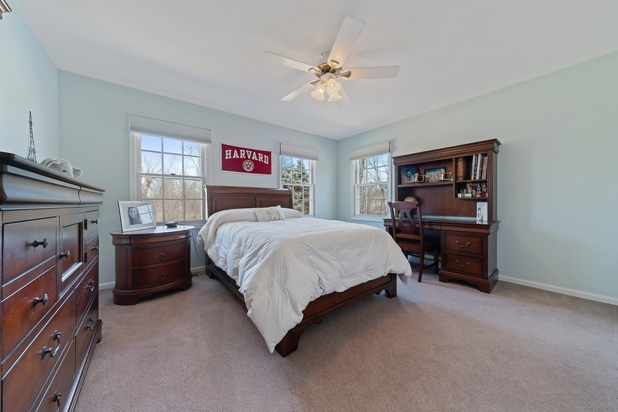 Real Estate Photography - 9 Ashbury Ln, Barrington Hills, IL, 60010 - 4th Bedroom