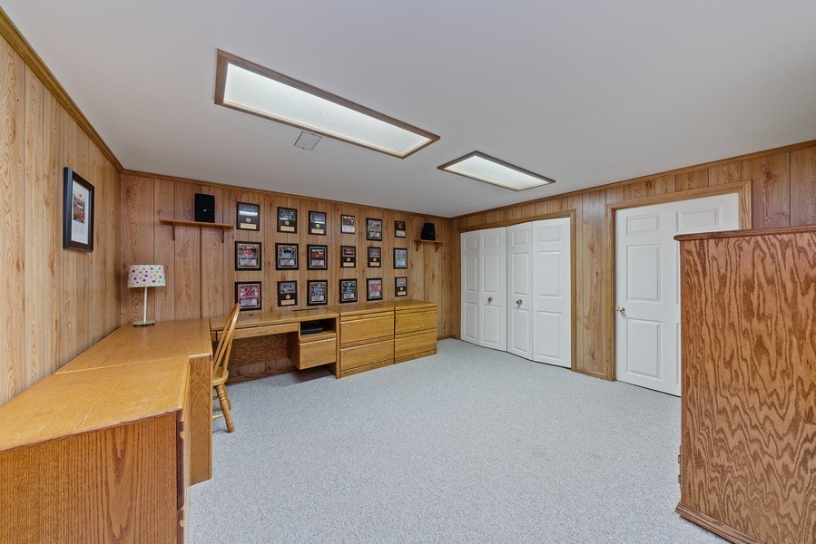 Real Estate Photography - 9 Ashbury Ln, Barrington Hills, IL, 60010 - Office