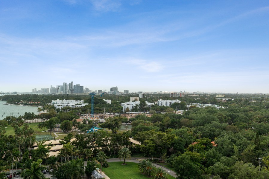 Real Estate Photography - 780 NE 69th St, 1509, Miami, FL, 33138 - City View