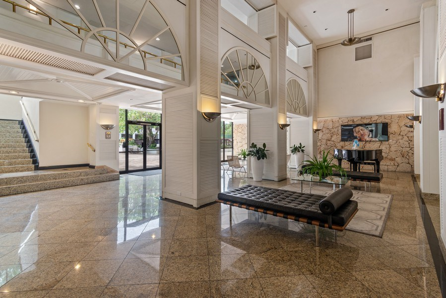 Real Estate Photography - 780 NE 69th St, 1509, Miami, FL, 33138 - Lobby