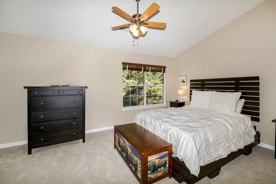 Real Estate Photography - 15072 Ardmore Loop, Woodbridge, VA, 22193 - Master Bedroom