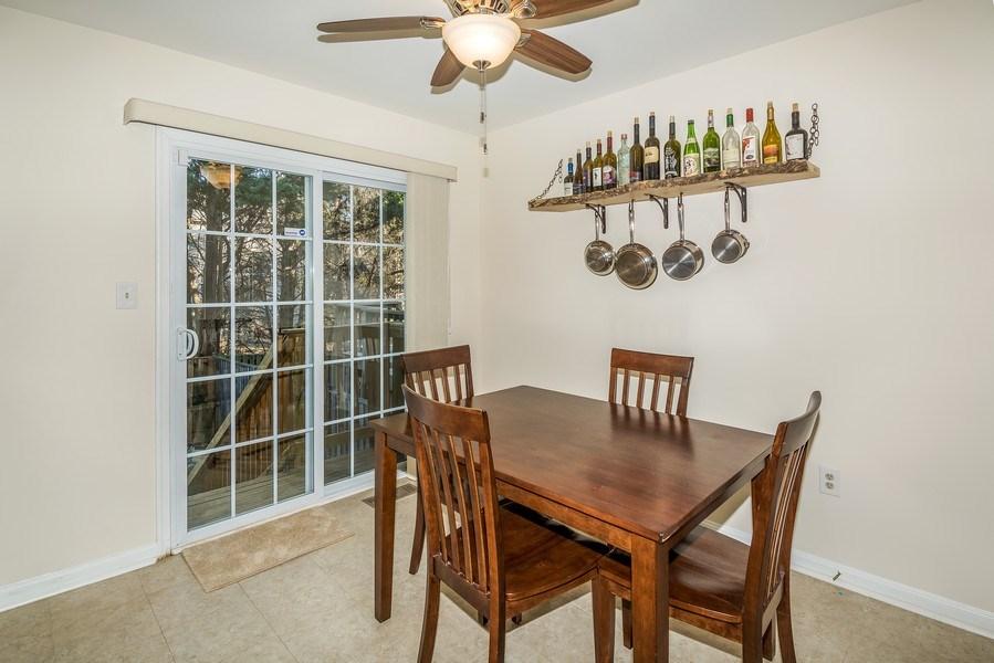 Real Estate Photography - 15072 Ardmore Loop, Woodbridge, VA, 22193 - Dining Area