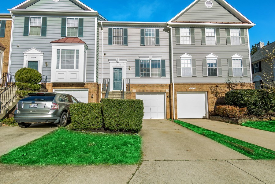 Real Estate Photography - 15072 Ardmore Loop, Woodbridge, VA, 22193 - Front View