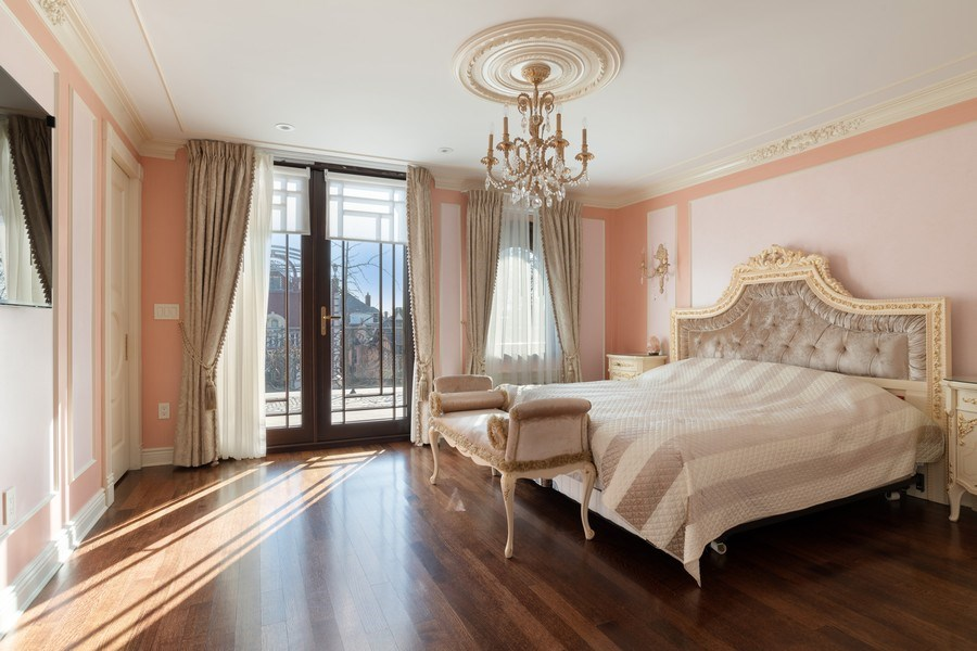 Real Estate Photography - 270 Dover St, Brooklyn, NY, 11235 - Master Bedroom