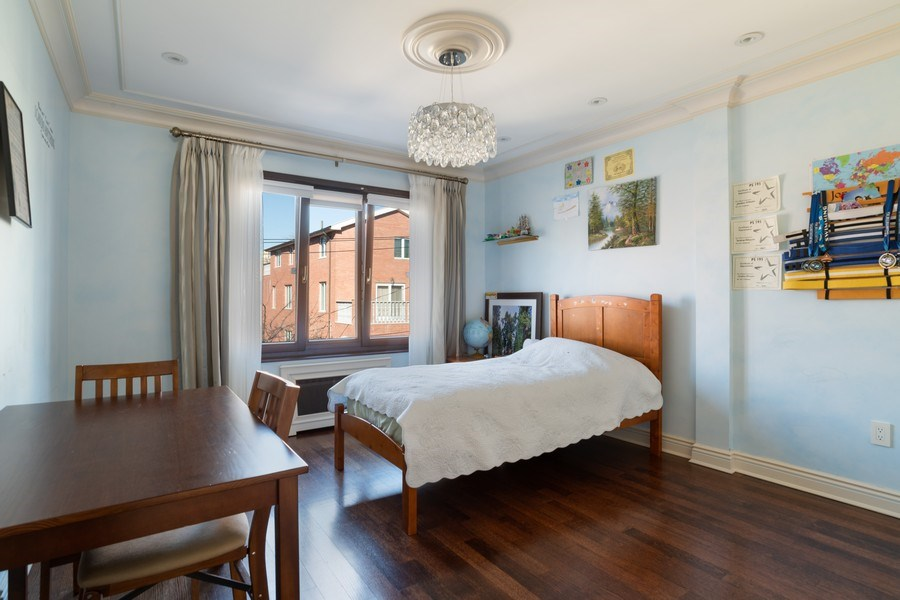 Real Estate Photography - 270 Dover St, Brooklyn, NY, 11235 - 2nd Bedroom