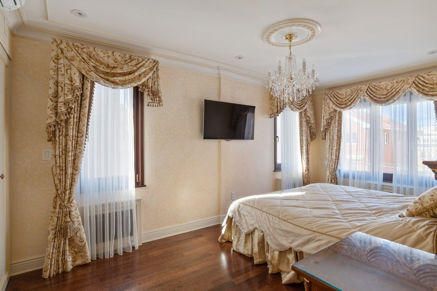 Real Estate Photography - 270 Dover St, Brooklyn, NY, 11235 - 3rd Bedroom