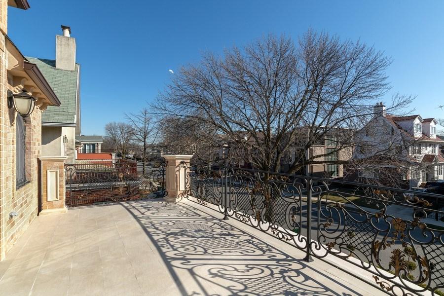 Real Estate Photography - 270 Dover St, Brooklyn, NY, 11235 - Balcony