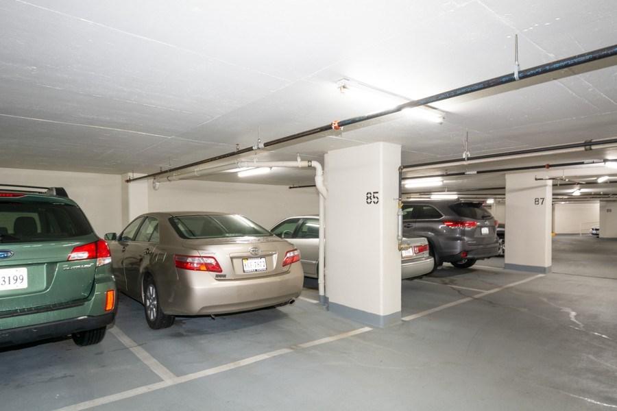 Real Estate Photography - 5904 Mount Eagle, Unit 1015, Alexandria, VA, 22303 - Parking Area