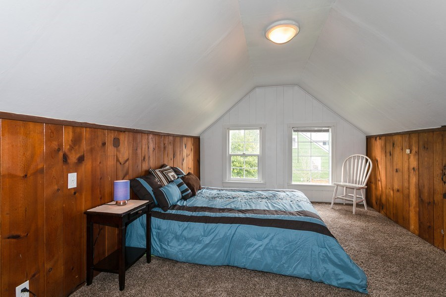 Real Estate Photography - 5818 East Dr, Everett, WA, 98203 - 2nd Bedroom