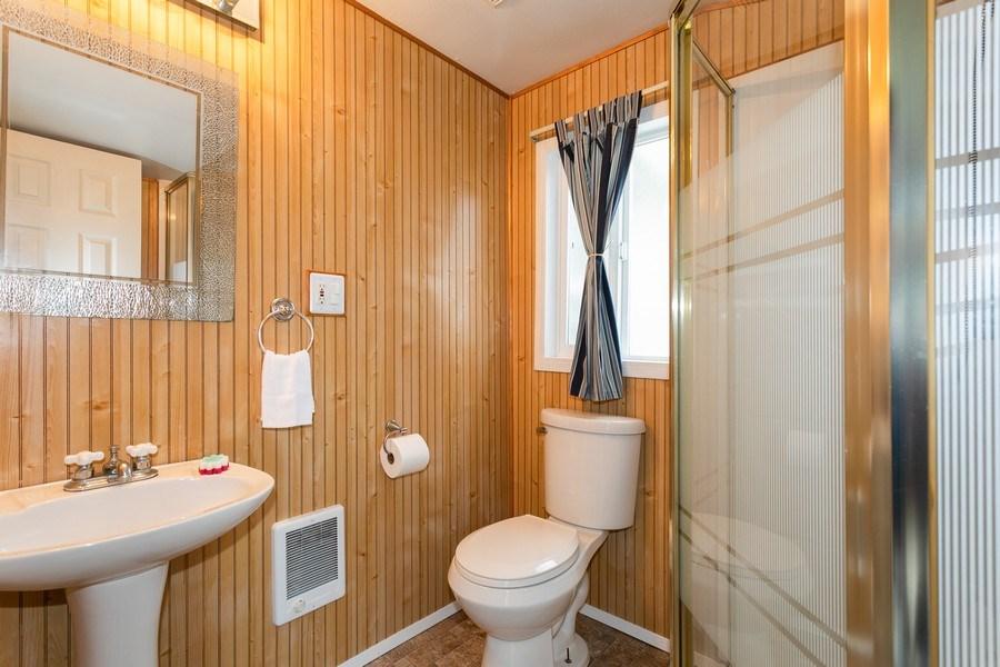 Real Estate Photography - 5818 East Dr, Everett, WA, 98203 - Bathroom