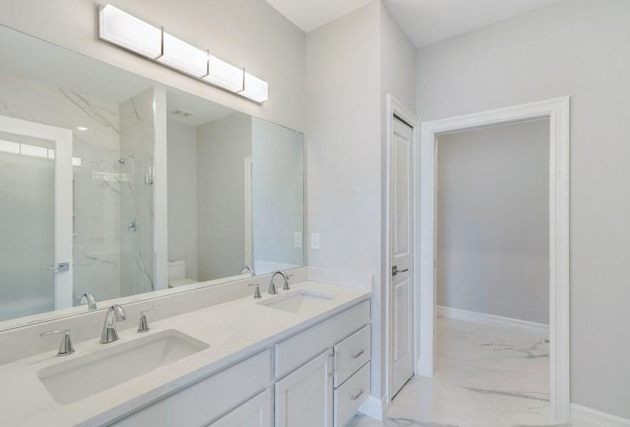 Real Estate Photography - 28190 Lyndon Street, Livonia, MI, 48154 - Master Bathroom
