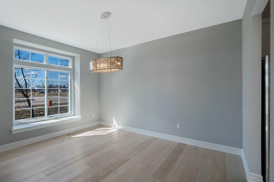 Real Estate Photography - 28190 Lyndon Street, Livonia, MI, 48154 - Dining Room