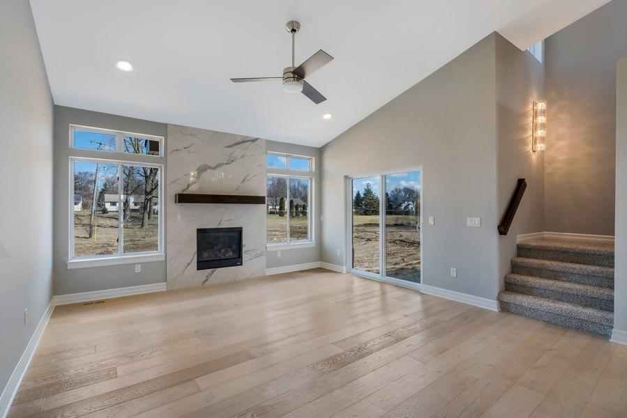 Real Estate Photography - 28190 Lyndon Street, Livonia, MI, 48154 - Great room