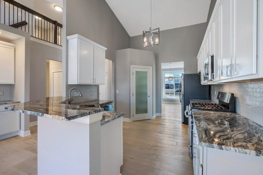 Real Estate Photography - 28190 Lyndon Street, Livonia, MI, 48154 - Kitchen