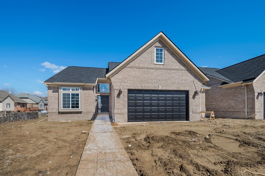 Real Estate Photography - 28190 Lyndon Street, Livonia, MI, 48154 - Front View