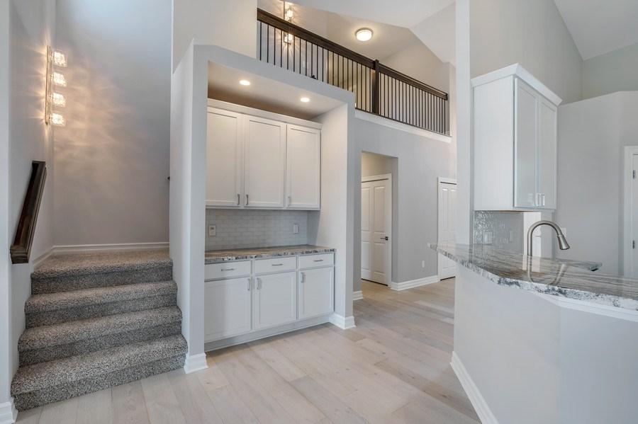 Real Estate Photography - 28190 Lyndon Street, Livonia, MI, 48154 - Staircase