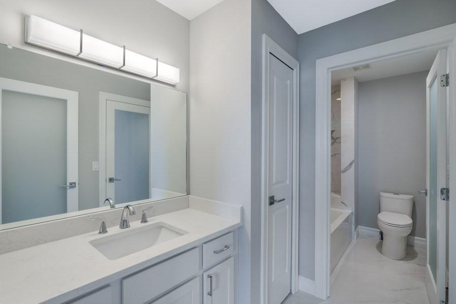 Real Estate Photography - 28190 Lyndon Street, Livonia, MI, 48154 - Bathroom
