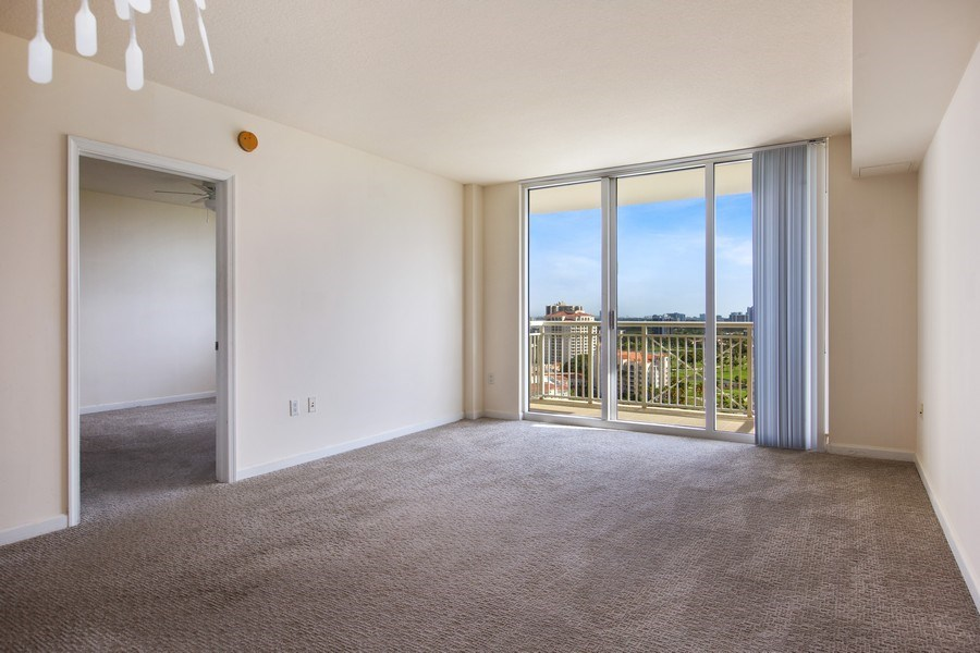 Real Estate Photography - 19501 W Country Club Dr, Unit 2102, Aventura, FL, 33180 - Living Room
