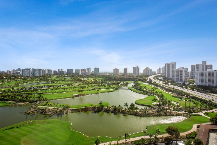 Real Estate Photography - 19501 W Country Club Dr, Unit 2102, Aventura, FL, 33180 - Residence View
