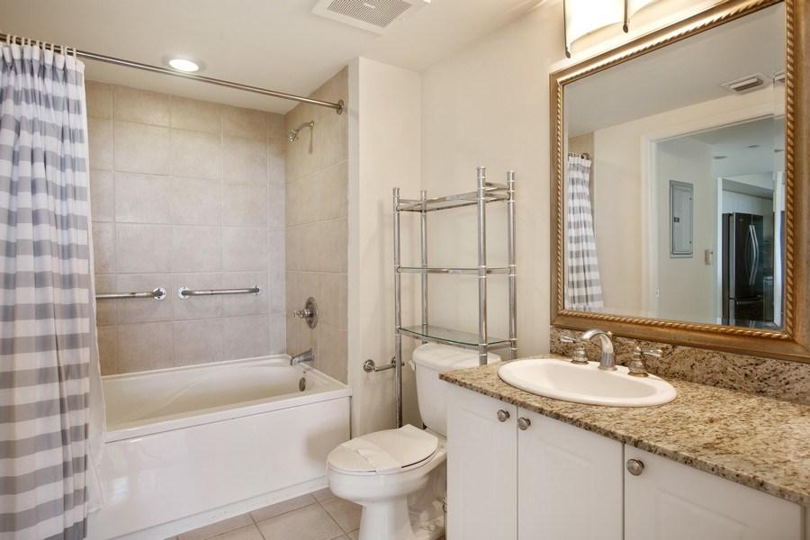 Real Estate Photography - 19501 W Country Club Dr, Unit 2102, Aventura, FL, 33180 - Bathroom