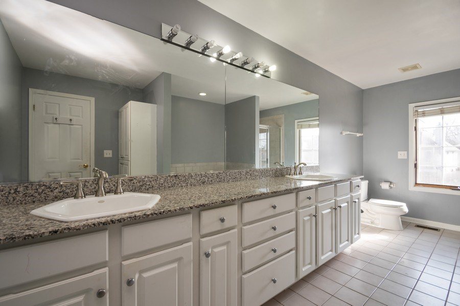 Real Estate Photography - 5506 N Kildare Ave, Chicago, IL, 60630 - Master Bathroom