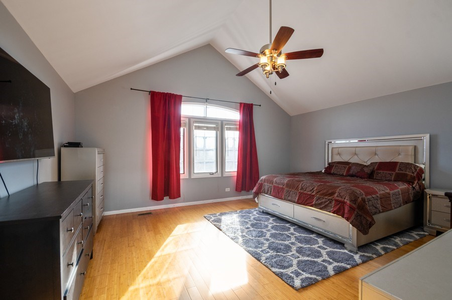 Real Estate Photography - 5506 N Kildare Ave, Chicago, IL, 60630 - Master Bedroom