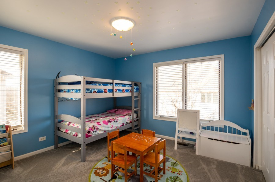 Real Estate Photography - 5506 N Kildare Ave, Chicago, IL, 60630 - 3rd Bedroom