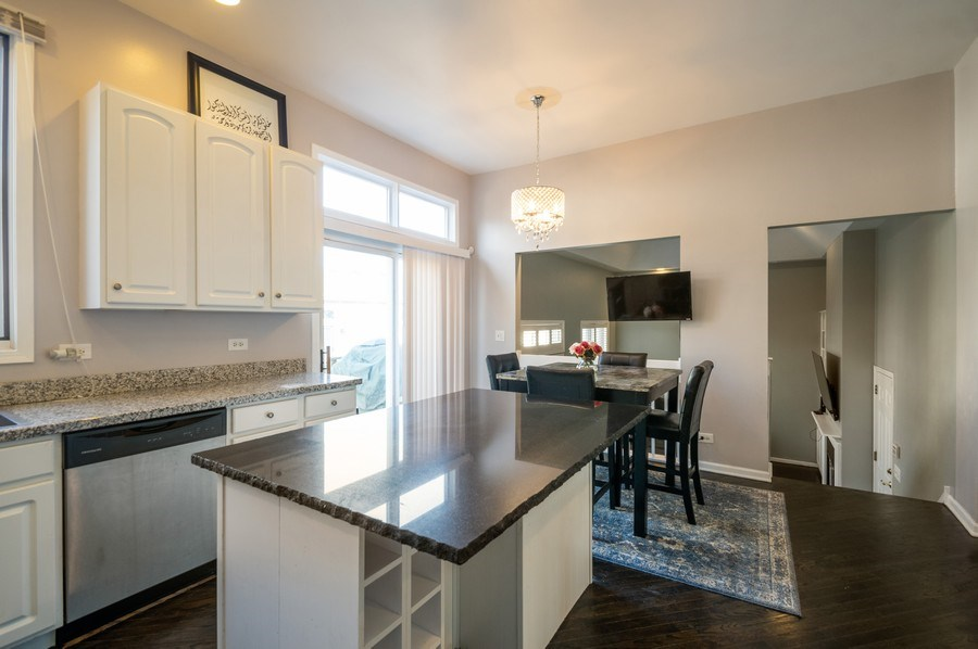 Real Estate Photography - 5506 N Kildare Ave, Chicago, IL, 60630 - Kitchen