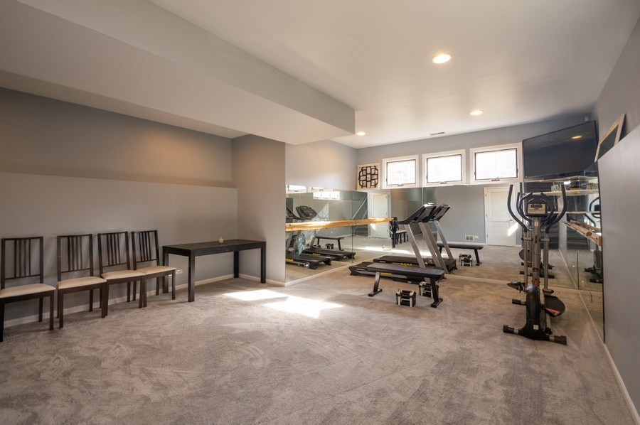 Real Estate Photography - 5506 N Kildare Ave, Chicago, IL, 60630 - Basement