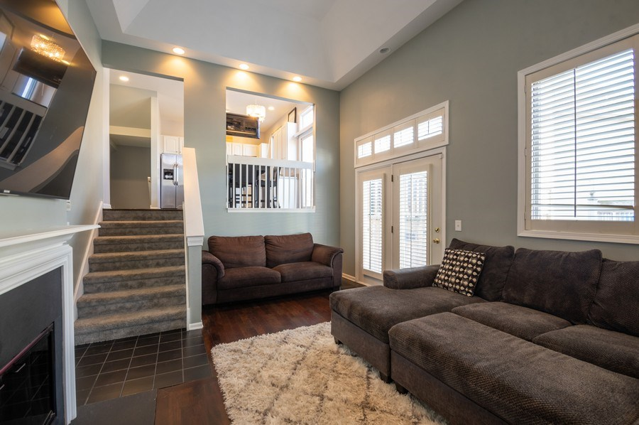 Real Estate Photography - 5506 N Kildare Ave, Chicago, IL, 60630 - Family Room