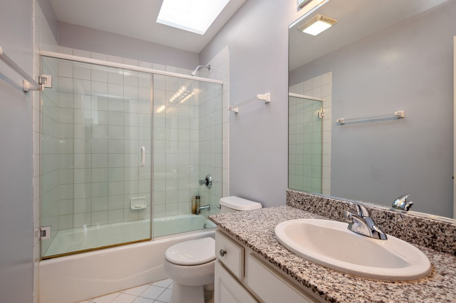 Real Estate Photography - 5506 N Kildare Ave, Chicago, IL, 60630 - 2nd Bathroom
