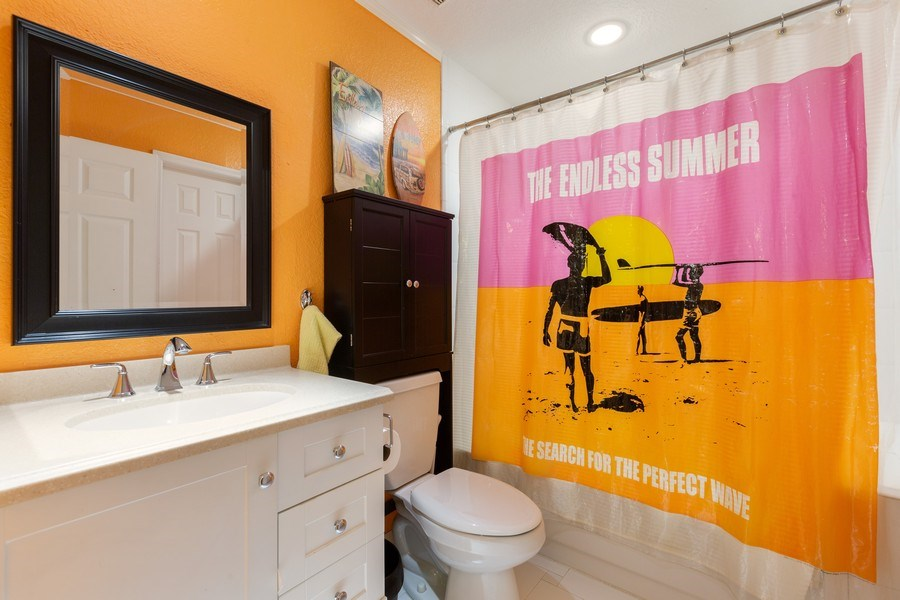Real Estate Photography - 16550 SW 77 Ct., Palmetto By, FL, 33157 - 3rd Bathroom