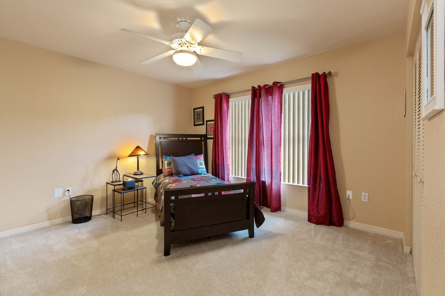 Real Estate Photography - 16550 SW 77 Ct., Palmetto By, FL, 33157 - 2nd Bedroom