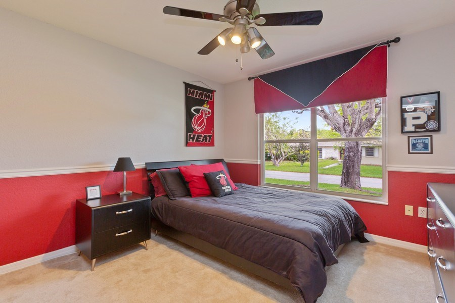 Real Estate Photography - 16550 SW 77 Ct., Palmetto By, FL, 33157 - 3rd Bedroom