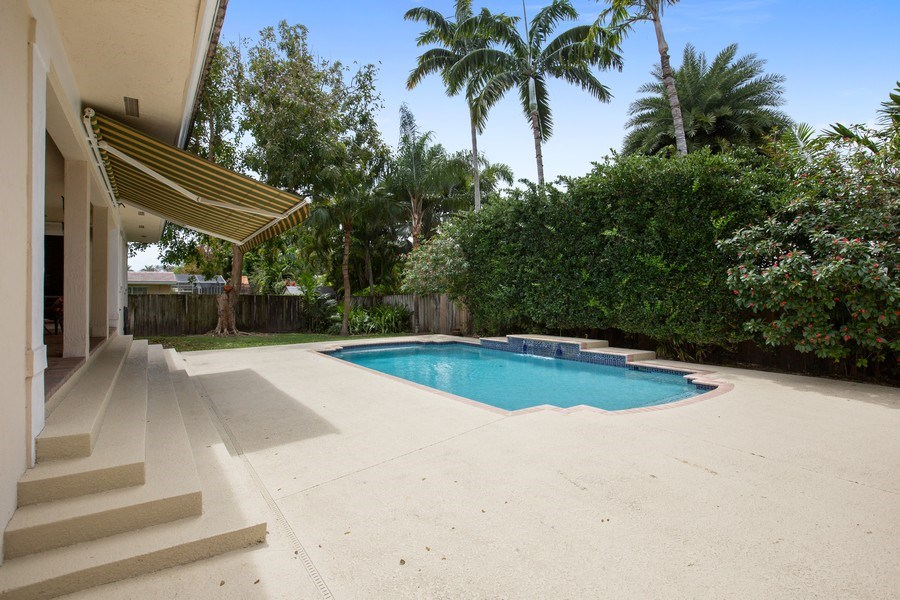 Real Estate Photography - 16550 SW 77 Ct., Palmetto By, FL, 33157 - Pool