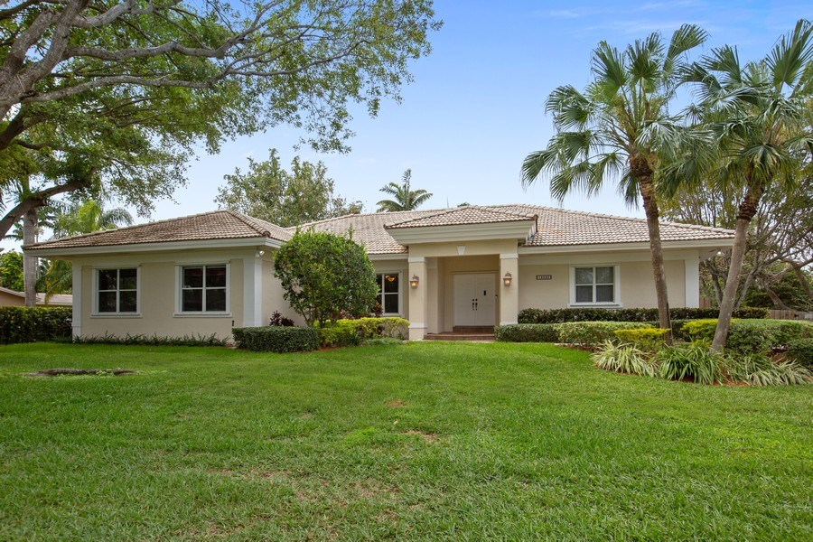 Real Estate Photography - 16550 SW 77 Ct., Palmetto By, FL, 33157 - Front View