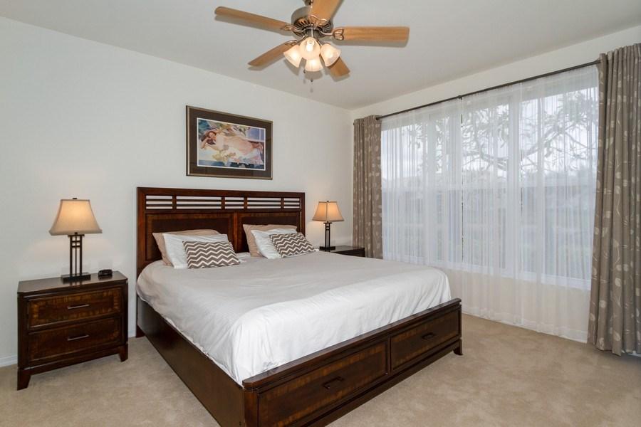 Real Estate Photography - 1380 Tiffany Ln, unit 2206, Naples, FL, 34105 - Master Bedroom