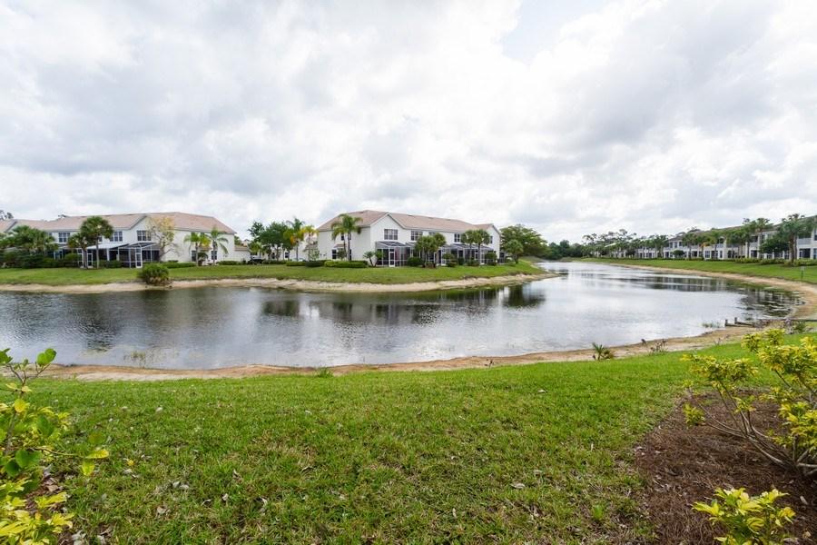Real Estate Photography - 1380 Tiffany Ln, unit 2206, Naples, FL, 34105 - Lake View
