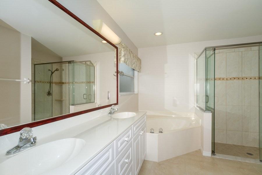 Real Estate Photography - 257 Lambton Ln, Naples, FL, 34104 - Master Bathroom