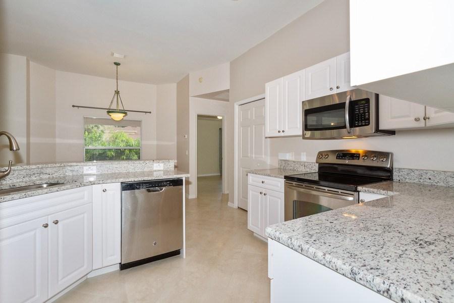 Real Estate Photography - 257 Lambton Ln, Naples, FL, 34104 - Kitchen
