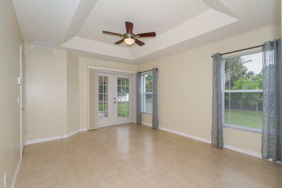 Real Estate Photography - 257 Lambton Ln, Naples, FL, 34104 - Master Bedroom