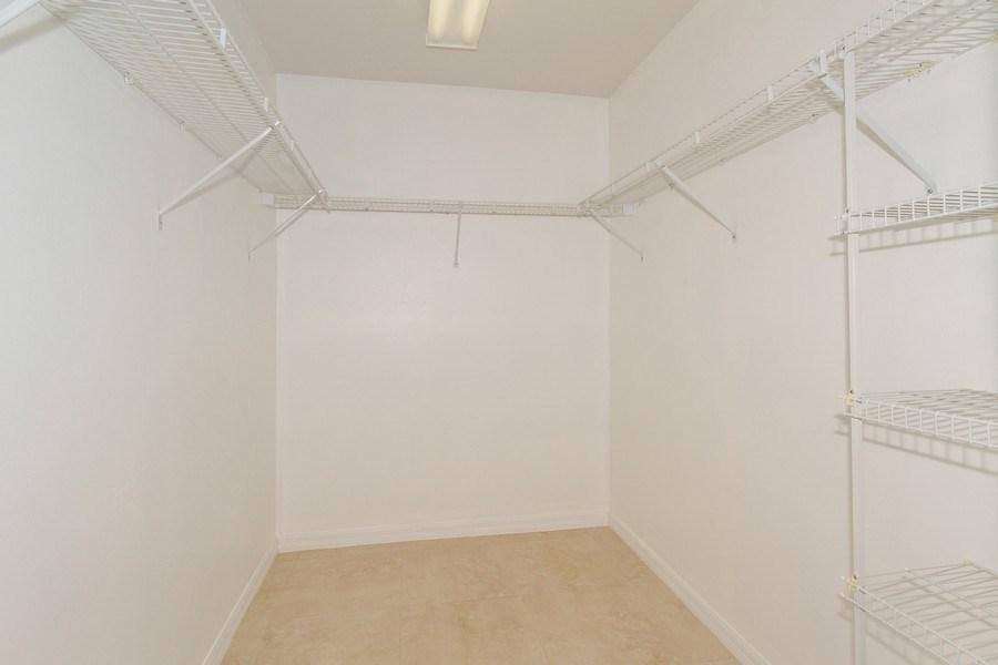 Real Estate Photography - 257 Lambton Ln, Naples, FL, 34104 - Master Bedroom Closet